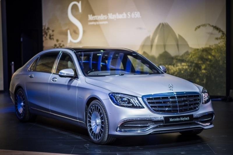 mercedes maybach s650 price, specifications, features, details