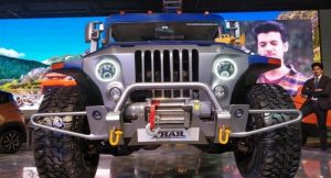 Modified Mahindra Thar Wanderlust
