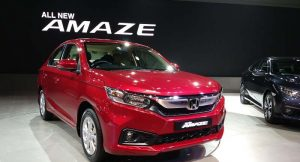 New Honda Amaze Photo Gallery