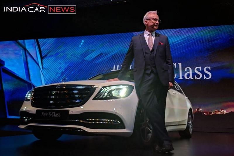 New Mercedes-Benz S-Class 2018 Facelift