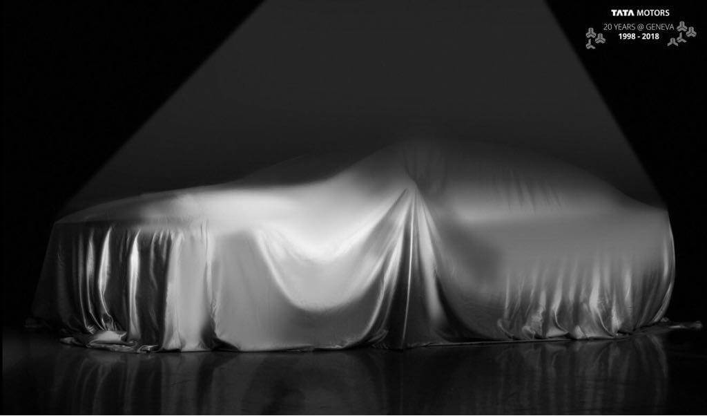New Tata Sedan Teaser 3