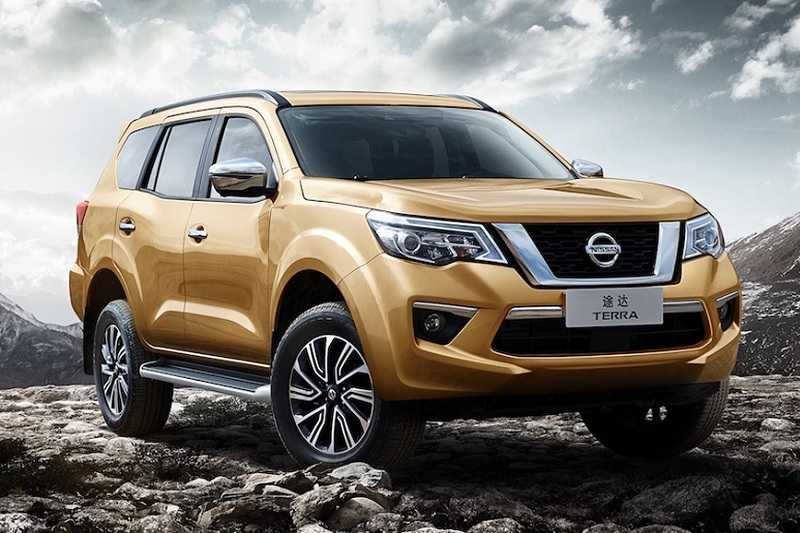 Nissan Terra 7-Seater SUV India Launch, Price, Specs, Features