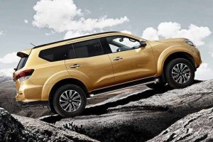 Nissan Terra India Launch