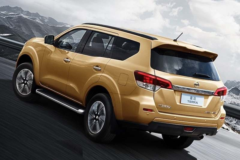 Nissan Terra India Price