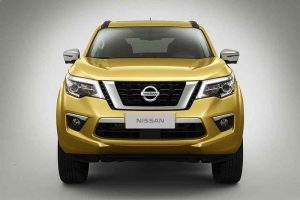 Nissan Terra SUV Features