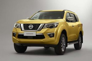 Nissan Terra SUV Specifications