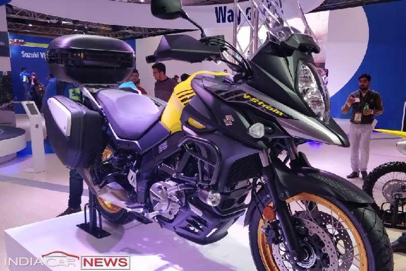 Suzuki V-Strom 650XT India Specifications