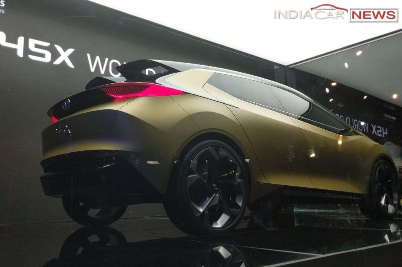 2018 Slingshot >> Tata 45X Hatchback Launch, Price, Specifications, Features