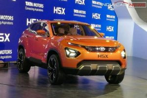 Tata H5X Photo Gallery