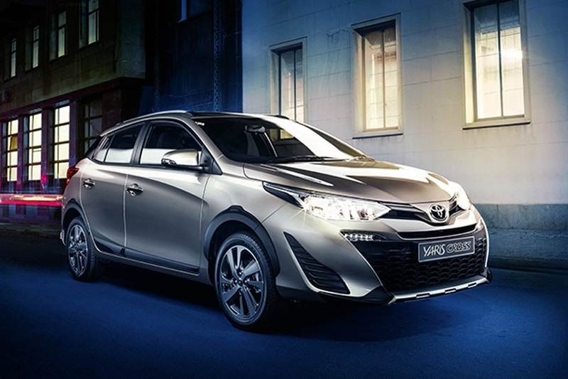 Toyota Yaris Cross Revealed Specifications Features