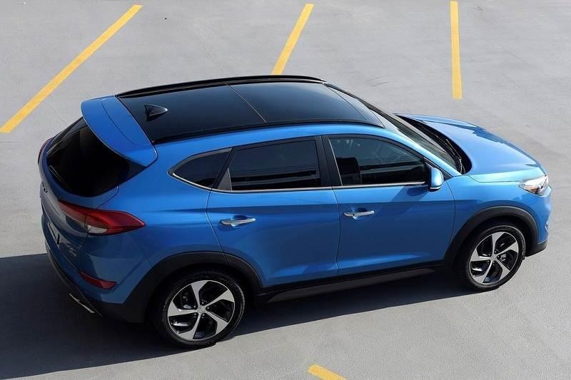 New Hyundai Tucson 2019