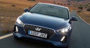 2018 Hyundai i30 Hatchback
