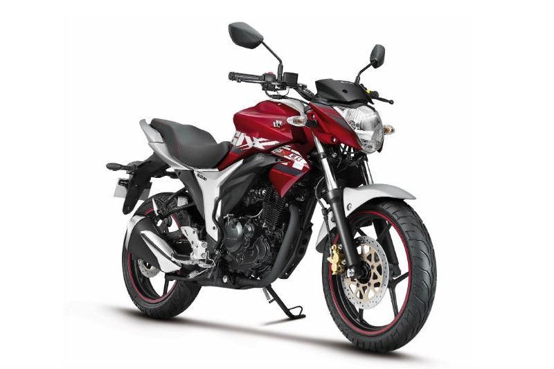 2018 Suzuki Gixxer Price in India
