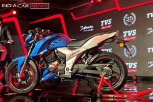 New 2018 TVS Apache RTR 160 Price, Specifications, Mileage