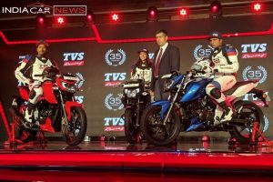 2018 TVS Apache RTR 160 Price in India