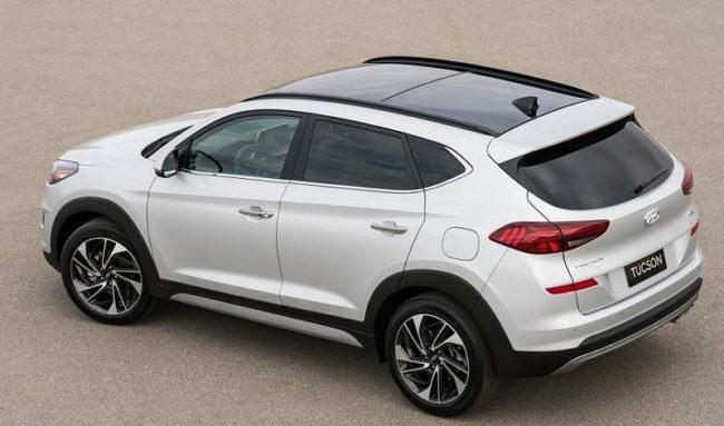 2019 Hyundai Tucson Details
