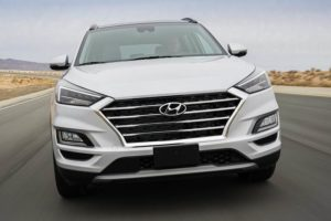 New Hyundai Tucson 2019 Features