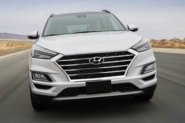 New Hyundai Tucson 2019 Features