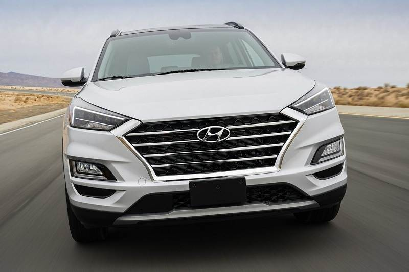 New Hyundai Tucson Facelift India Launch In H2 2019 Report