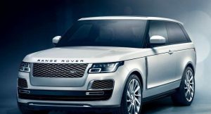 2019 Land Rover Range Rover SV Coupe Specifications