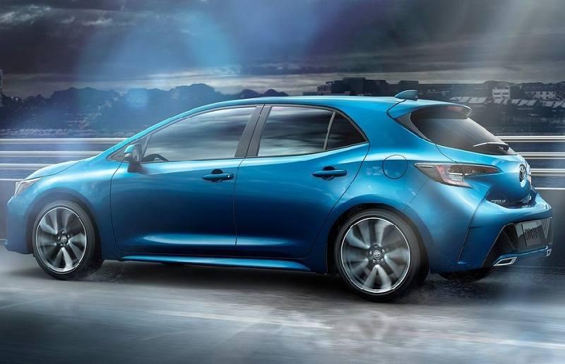 2019 Toyota Corolla Hatchback Design