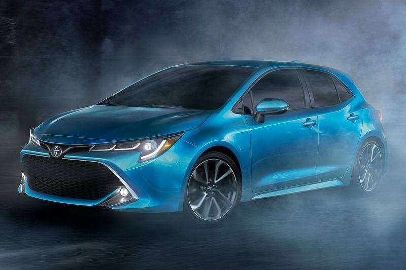2019 Toyota Corolla Hatchback features