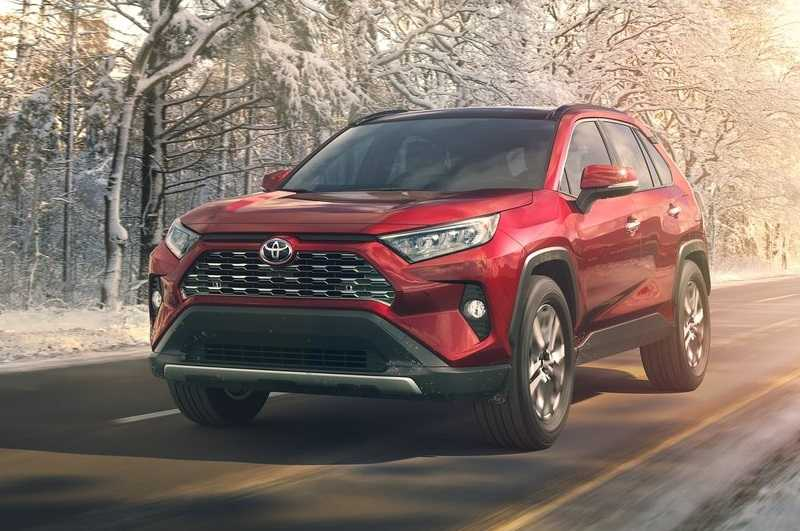 2019 Toyota RAV4 (Jeep Compass Rival) Unveiled