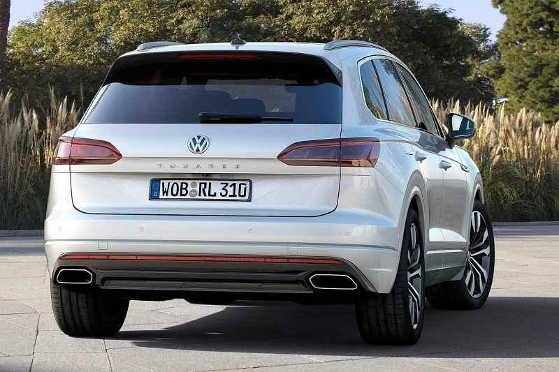2019 Volkswagen Touareg India Price India Car News