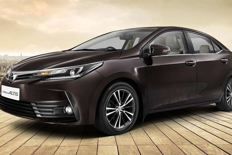 2020 Toyota Corolla India