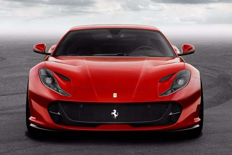 Ferrari 812 Superfast Price in India