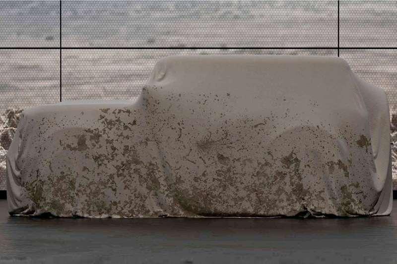 Ford Bronco SUV