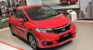 Honda Jazz X-Road Specifications