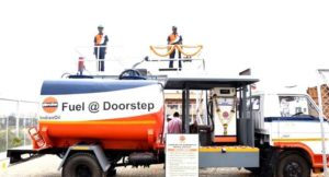 Indian Oil Corporation Fuel Home Delivery