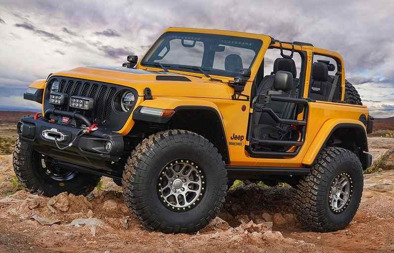 Jeep Nacho Concept