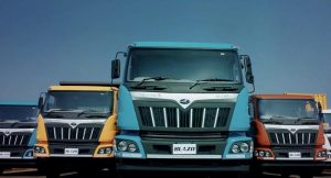Mahindra Bazo Truck