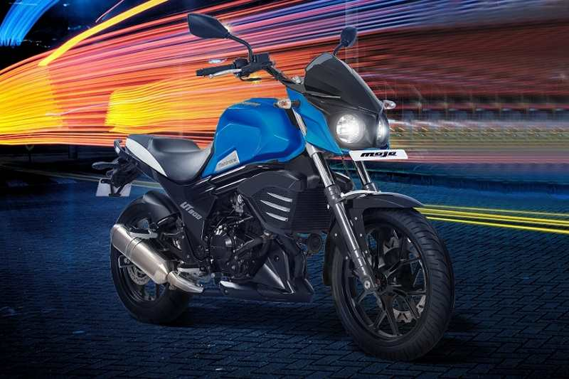 Mahindra Mojo UT300 Price in India