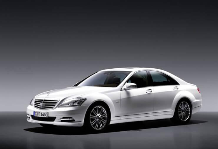 Mercedes-Benz S Class W221 Hrithik