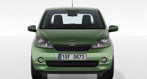 New Skoda Small Car India