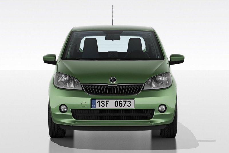 New Skoda Small Car India
