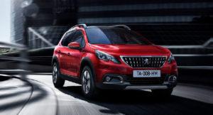 Peugeot 2008 compact suv india