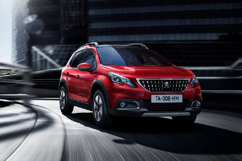 Peugeot 2008 compact suv india