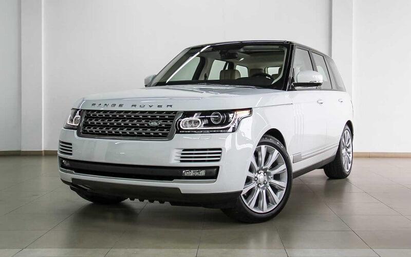 Range Rover Vogue Ranveer Singh
