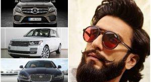 Ranveer Singh Cars Collection