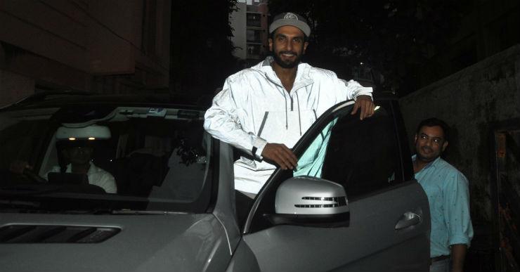 Ranveer Singh GL-Class