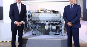 Rolls-Royce JV Force Motors