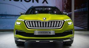 Skoda Vision X Concept SUV