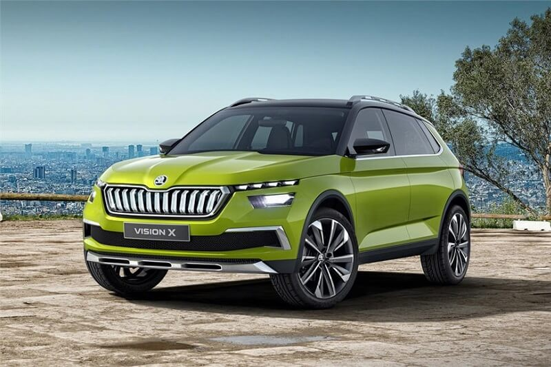Volkswagen Group To Launch 3 New Skoda & 3 Volkswagen Cars ...