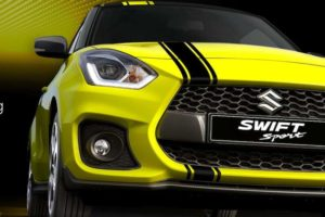 Suzuki Swift Sport BeeRacing Edition Revealed – Pictures, Price, Details
