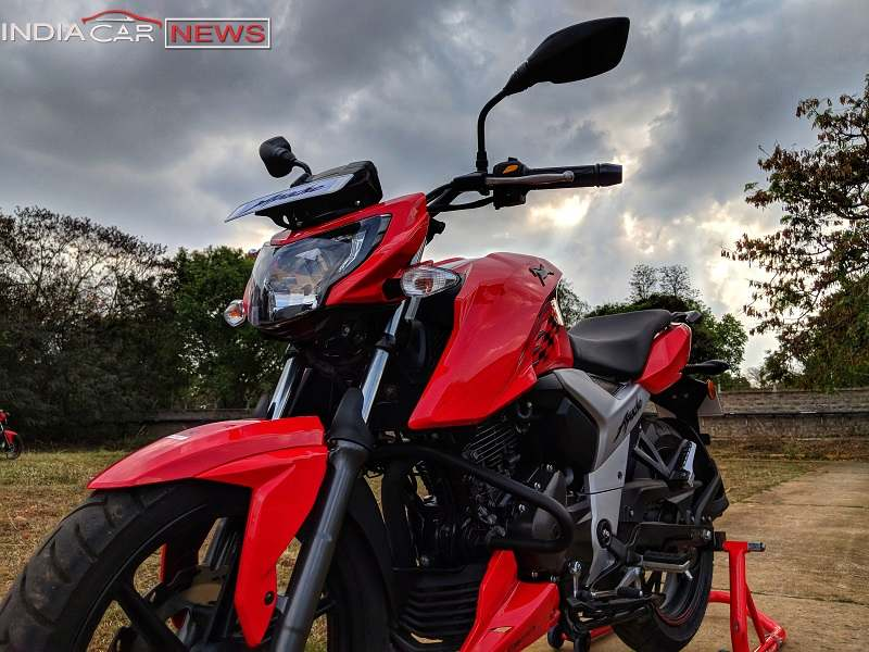 TVS Apache RTR 160 Review Performance