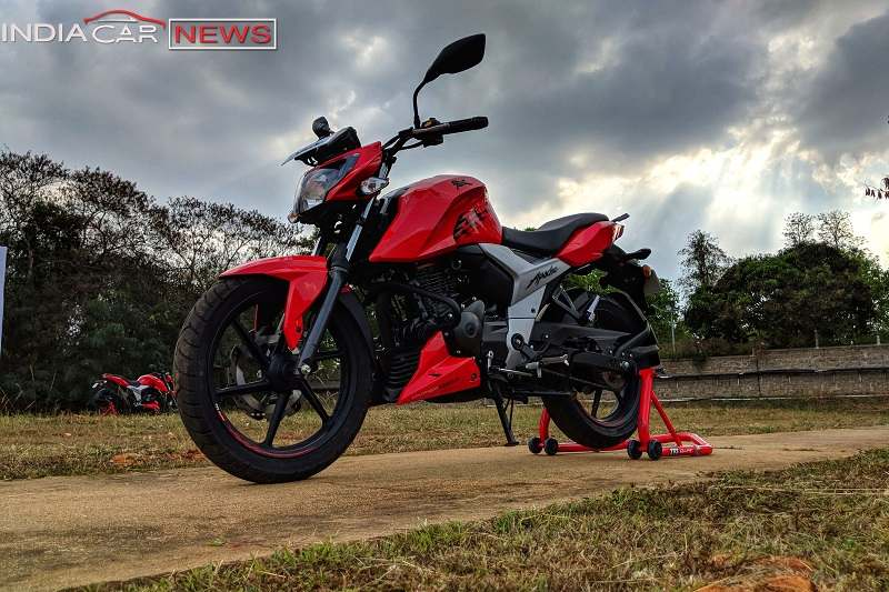 TVS Apache RTR 160 Review